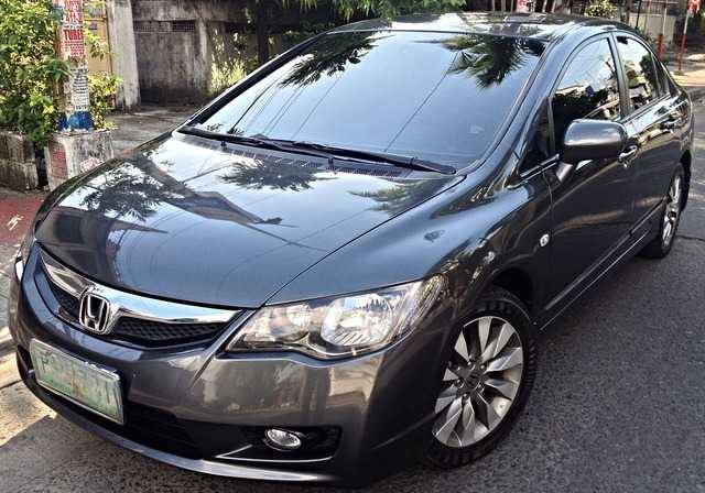 WITH GUARANTEE HONDA 2010 CIVIC 1. 8s a/t rushsale